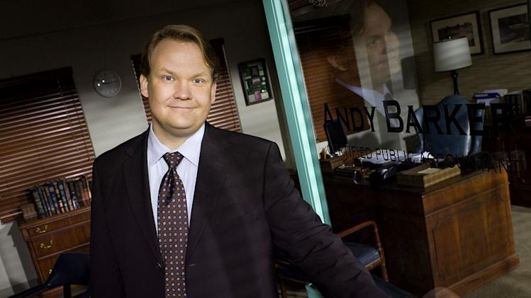 Andy Richter stars as Andy Barker in Andy Barker, P.I.