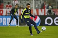 Football Soccer - Bayern Munich v Arsenal - UEFA Champions League Round of 16 First Leg - Allianz Arena, Munich, Germany - 15/2/17 Arsenal's Mesut Ozil warms up before the match Reuters / Michaela Rehle/ Livepic/ Files