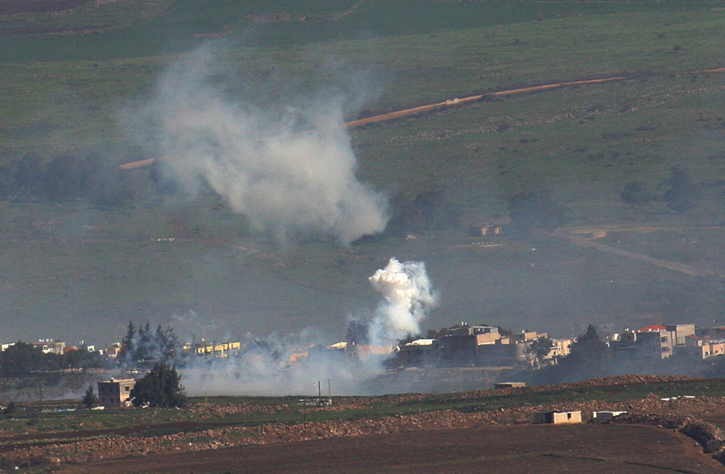 Israeli military says 2 soldiers killed in Hezbollah attack