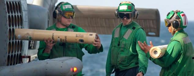 Navy plan for more sonobuoys sparks concern