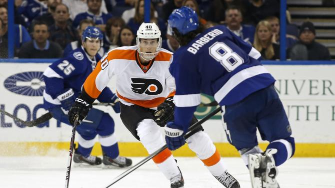 Philadelphia Flyers v Tampa Bay Lightning