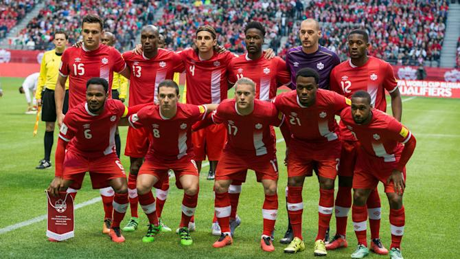 Canada fields strong squad for Austria camp