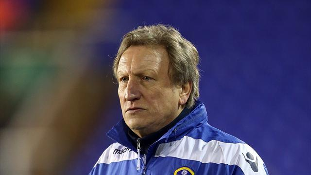 Championship - Warnock hoping for reinforcements