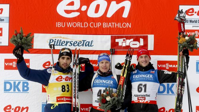 FIS World Cup - Biathlon - Men's Sprint