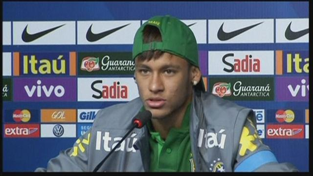 Confederations Cup - Neymar confident for final