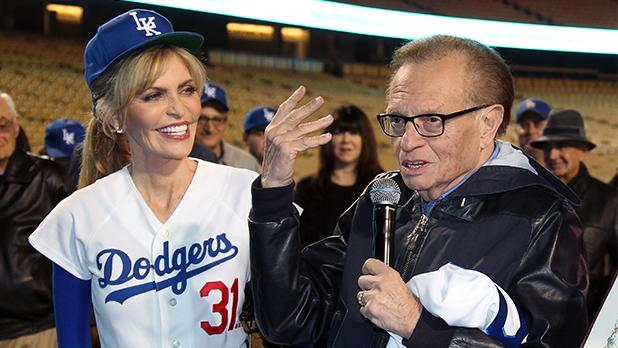 Inside Larry King's Surprise 80th Birthday Party at Dodger Stadium (Photos)
