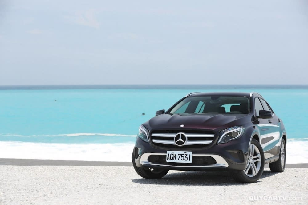 [HD影片] 休旅新型態 Mercedes-Benz GLA