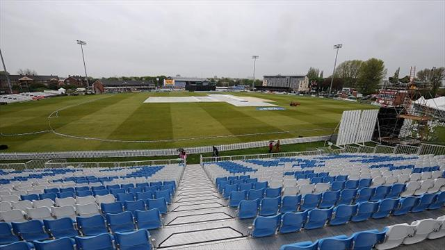 County - Derbyshire fined over player error