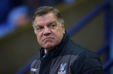 Crystal Palace manager Sam Allardyce