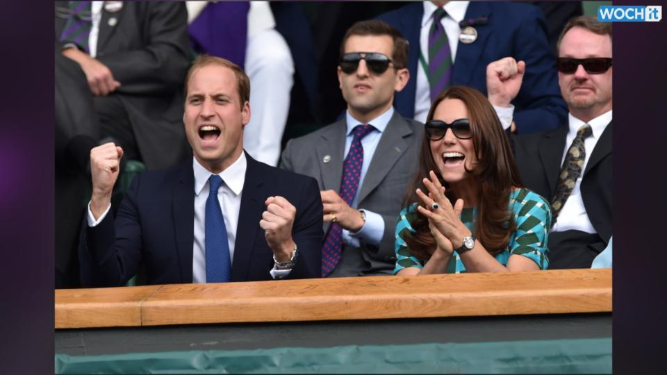 Kate Middleton Talks Tennis With Wimbledon Champ Novak Djokovic: