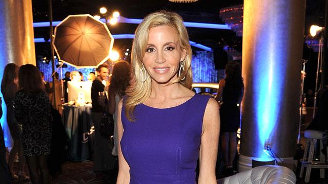 Camille Grammer Completes Cancer Treatment