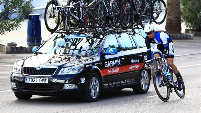 Cycling - Bos pulls out of Langkawi
