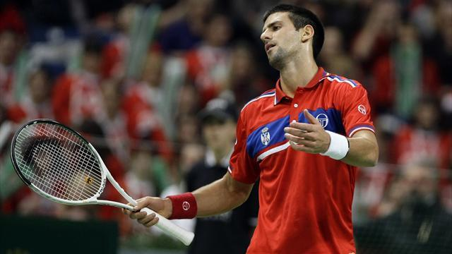 Tennis - Djokovic-owned Serbia Open scrapped