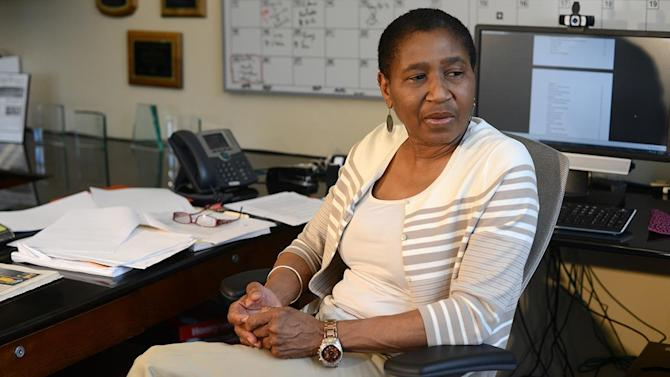 "Michele Roberts on NBA labor talks: ""I wouldn't mind routing the league"""