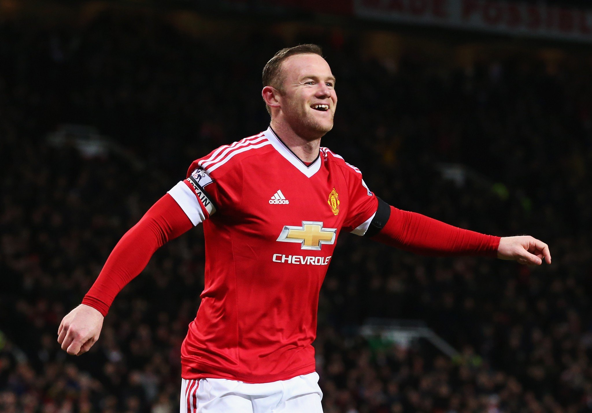 Wayne Rooney's Manchester United deal expires at the end of next season