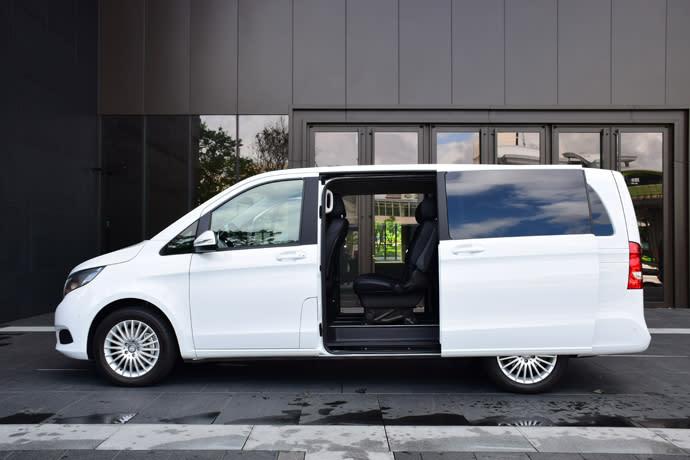 待客自用兩相宜 Mercedes-Benz V-Class V250d Avantgarde