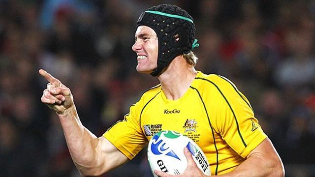 Rugby - Australia back Barnes to have thumb surgery