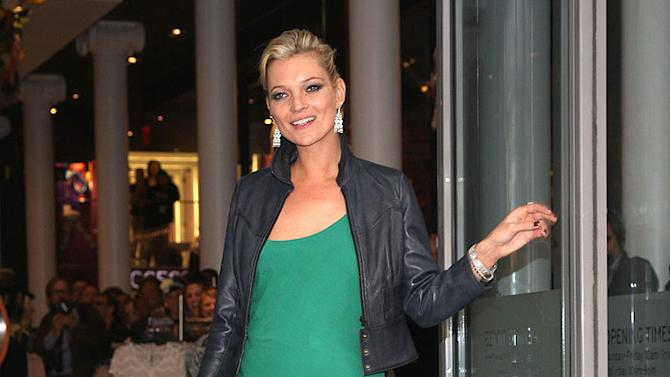 Moss Kate Topshop Opening