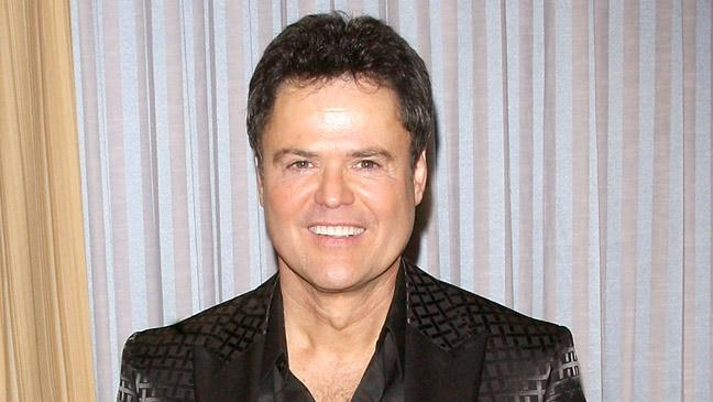 Donny Osmond Donny And MarieA Broadway Christmas Opening Night