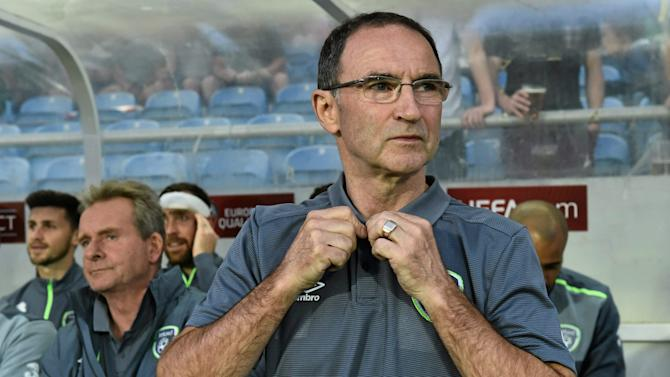 O'Neill: Ireland ready for 'difficult' Germany clash