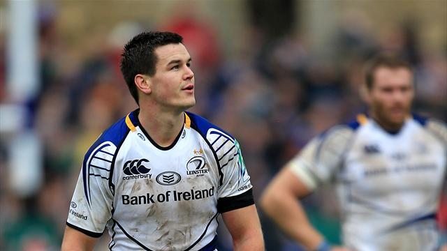 RaboDirect Pro12 - Ireland fly-half Sexton to leave Leinster for France
