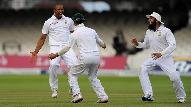 Cricket - South Africa wrap up emphatic win