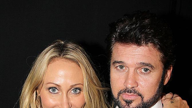 Tish Cyrus, Billy Ray Cyrus