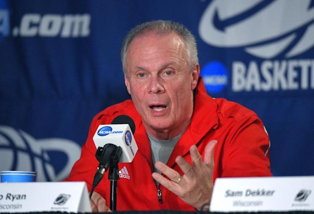 Arizona-Wisconsin Part II with trip to Final Four at stake