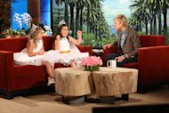 Sophia Grace & Rosie Return to Ellen!
