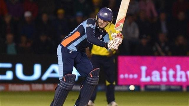 Cricket - Champions League Twenty20: LIVE