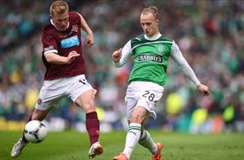 Hibernian 0-0 Hearts: Jambos survive Griffiths effort to claim a derby point