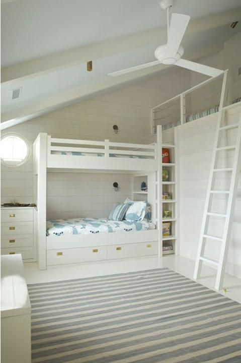 Bunks And A Loft