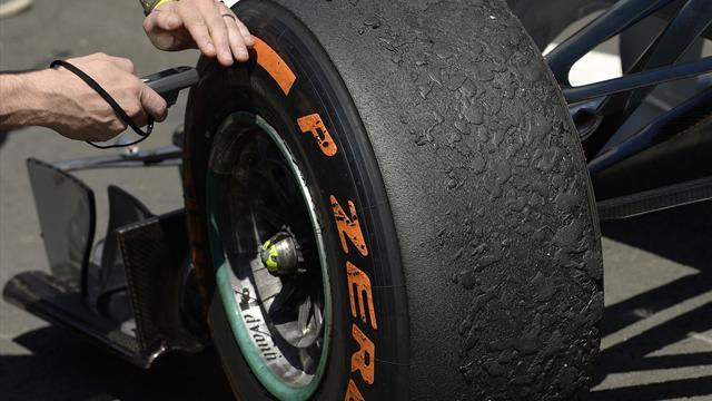 Formula 1 - F1 to discuss post-Brazil tyre test
