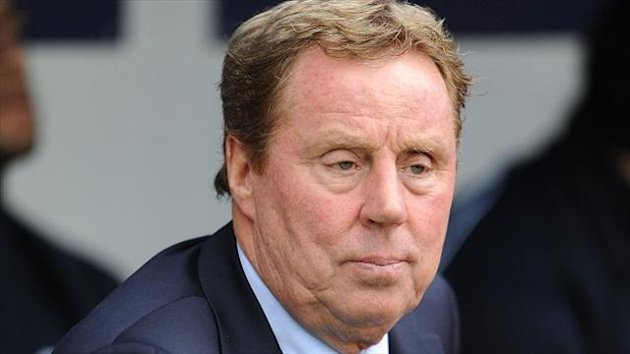 Harry Redknapp of QPR (PA Photos)