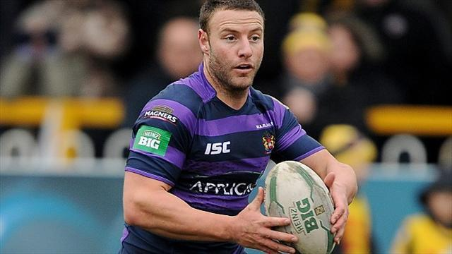 Rugby League - Green expects tough Hull test