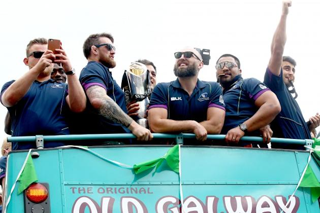 A book about Connacht Rugby's underdog story and title win will be hitting bookshops soon