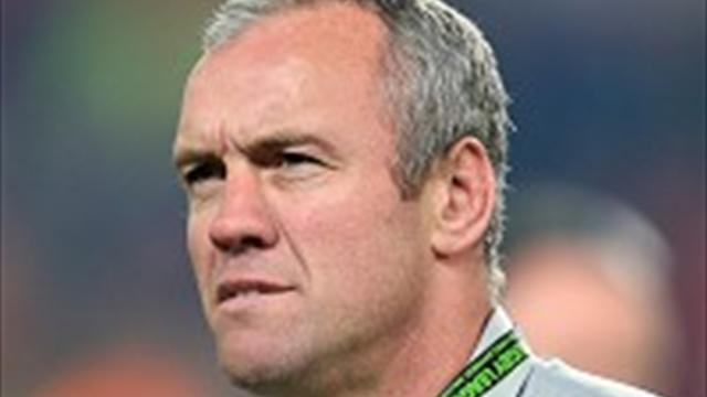 Rugby League - McDermott defends Peacock