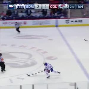 Oilers at Avalanche / Game Highlights