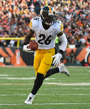 Le'Veon Bell has been delivering plenty of Sweetness for his fantasy owners. (USAT)