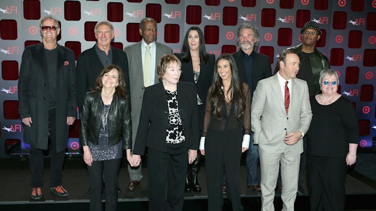 Target Presents AFI's Night At The Movies - Group Photo