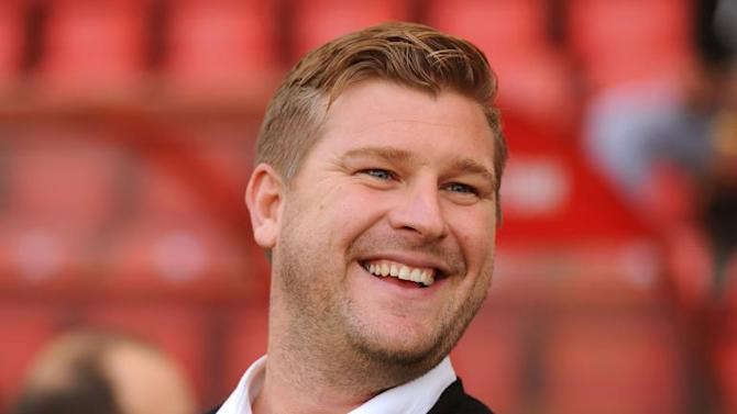 Karl Robinson: 'I don't mind upsetting people if it helps make Charlton successful'