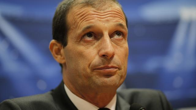 Serie A - Allegri confirms Milan departure