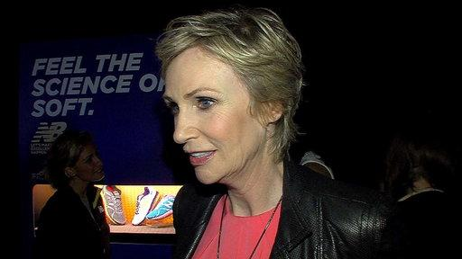 Jane Lynch: I Feel 'Lucky' to Be a Part of 'Glee's' 100th Episode