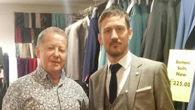 Coach Kavanagh gets suited and booted – It's the sporting tweets of the week