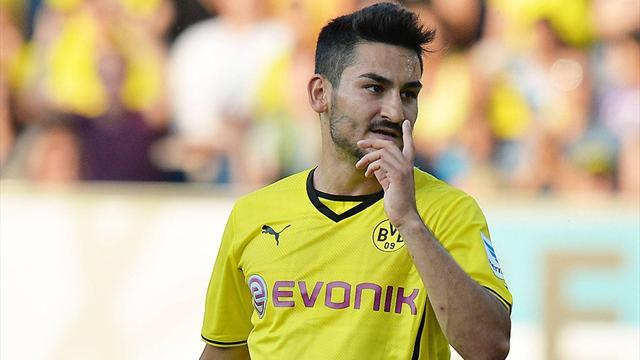 Bundesliga - Gundogan won't play this season, major doubt for World Cup
