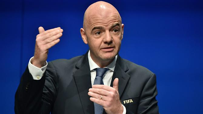Fifa president Infantino to visit Ghana on Monday