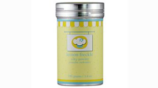 Barefoot Venus Lemon Freckle Powder Is Like Dry Shampoo For Your Skin
