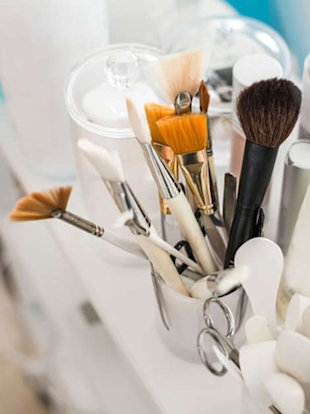 Your skin deserves clean makeup tools.
