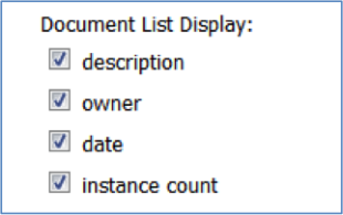 5 Tips to Display Business Objects Report Dates and Use Query Builder image BusinessObjectsDocumentProperties