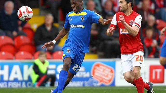 League Two - Festive boost for Ardley
